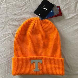 Nike University Of Tennessee Orange Beanie NWT